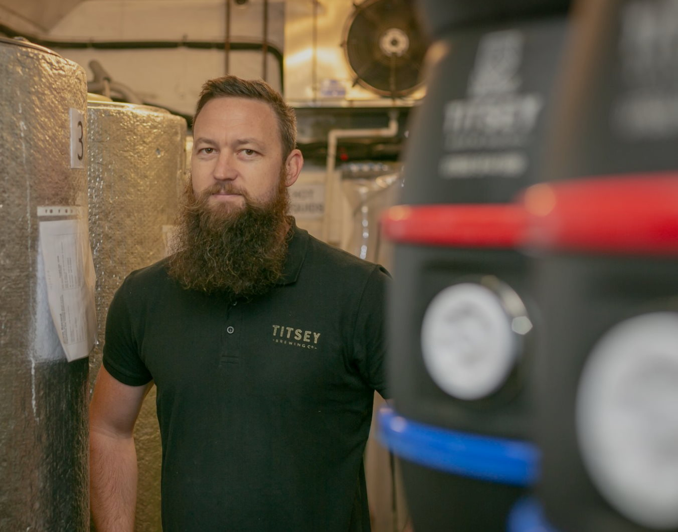 History of Titsey Brewing Surrey