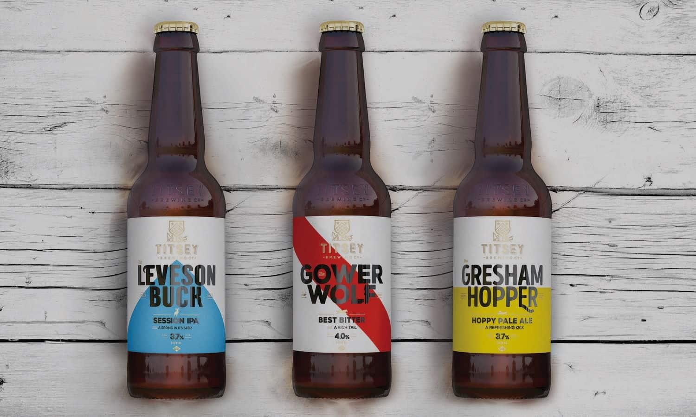 Titsey Brewing eShop Surrey