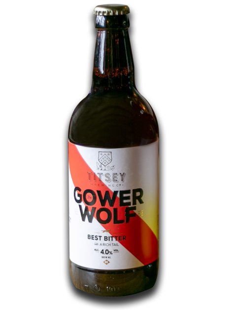 Gower Wolf - Titsey Brewing Surrey