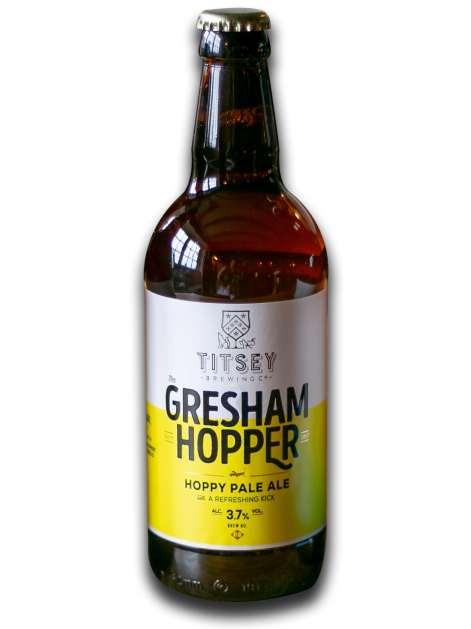 Gresham Hopper - Titsey Brewing Surrey