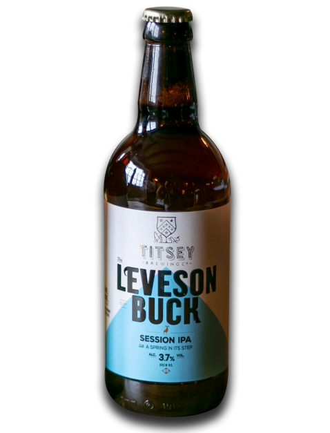 Leveson Buck Bottle - Titsey Brewing Surrey